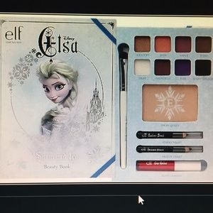 ELF Disney Frozen Elsa Beauty book